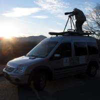 sunset shooting