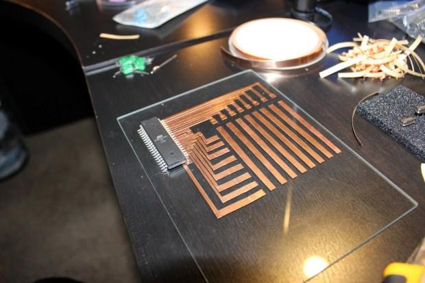 Adding a micro-controller
