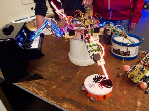 A musical bot