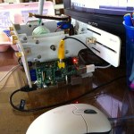 Build an egg-coloring robot that is completely independent of external computers: Embed a Raspberry Pi into an EggBot.