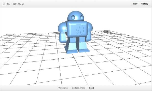 MAKE Robot GitHub
