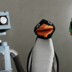 The Hello World Program is an educational puppet show for aspiring makers to learn about robotics, electronics, programming and digital media.