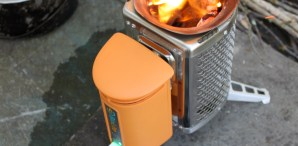 New Review: Tool Review: BioLite CampStove