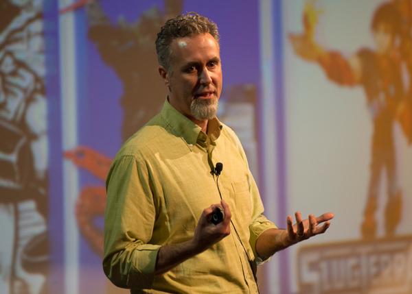 Wayne Losey, co-founder of Dynamo DevLabs.