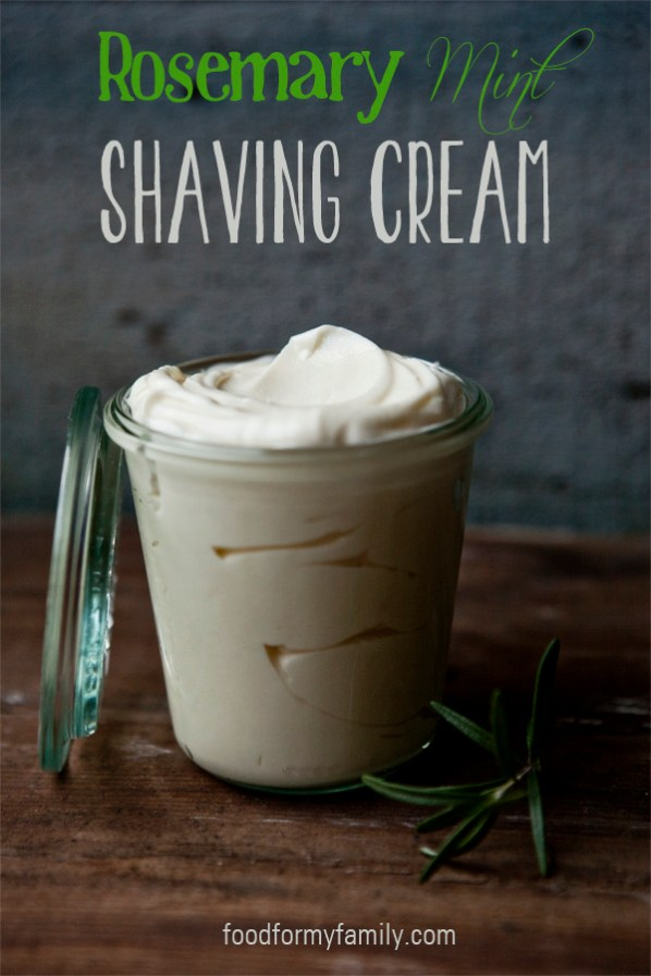 homemade-rosemary-mint-shaving-cream-top
