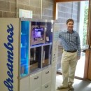 The Dreambox is a 3D Printing Vending Machine