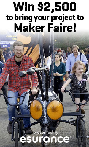 Road to Maker Faire Challenge