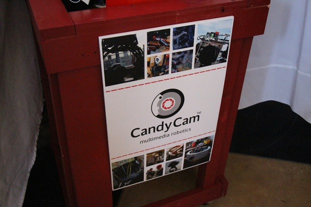 CandyCam looks to revolutionize the film industry ...