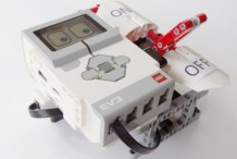 Lego Mindstorms EV3 Most Useless Machine