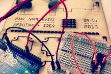 Making Noise With Arduino