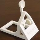 Desktop Warfare: Jonas Dalidd's Winning 3D Printed Catapult