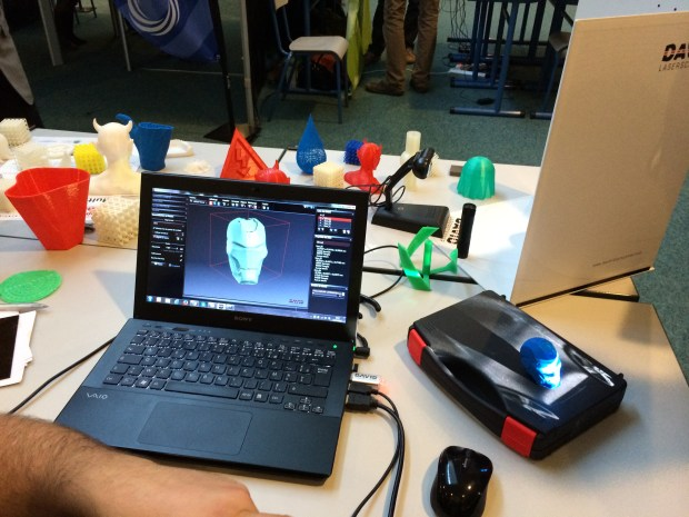 3D scanning.