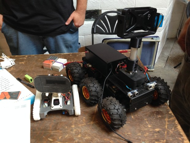 Arxterra develops software for Arduino-based telepresence robots.