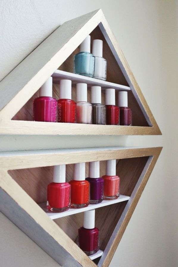 nail polish shelf-1