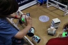 Linkbot Intuitive Modular Robots