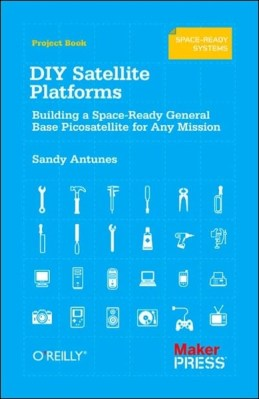 Want to build your own satellite and launch it into space? It's easier than you may think. DIY Satellite Platforms—the first in a series of four books—shows you the essential steps needed to design a base picosatellite platform — complete with a solar-powered computer-controlled assembly — tough enough to withstand a rocket launch and survive in orbit for three months.