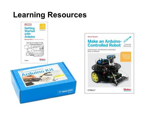 Getting Started with Arduino WorldMF13-Slide06