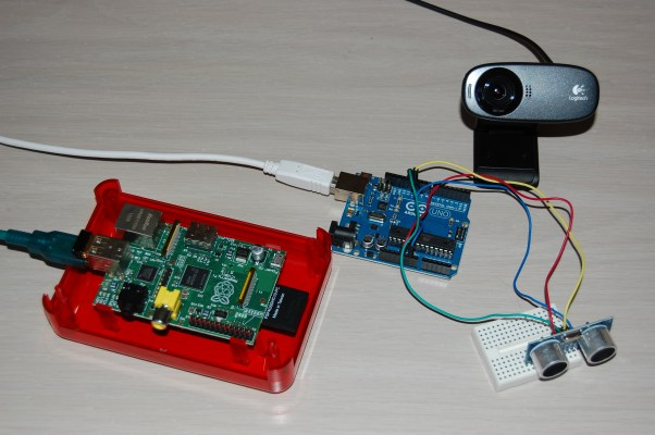 I built this project/gadget to solve a problem where people (contractors, gardeners, neighbors) would come by my house when I was not around. And I really wanted to know who had come by and when. So, I used the RaspberryPi and Arduino to build my home gadget for $90 which sends me almost instantaneous notification on my cell phone. I'm modifying this to send me email so that costs are kept low. I would use the prize money to teach girls programming via codechix.org.  Project Link