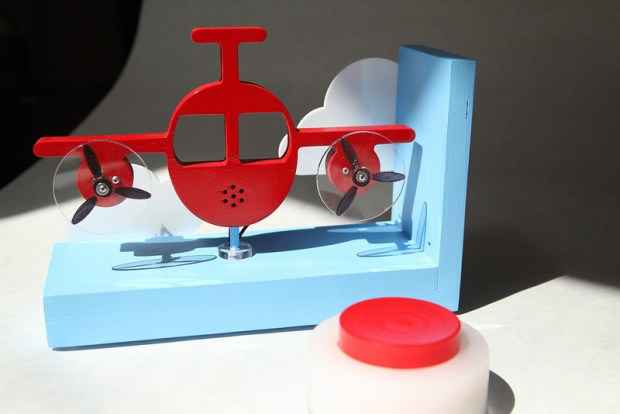 Airplane Bookend