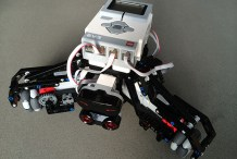 LeJOS, the Java Operating System for Legos, Releases EV3 Beta