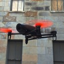 Parrot's Small New Drone Revolutionizes Video With a Virtual Gimbal