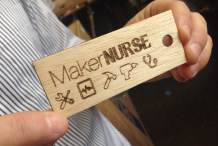 A Hospital Mini Maker Faire