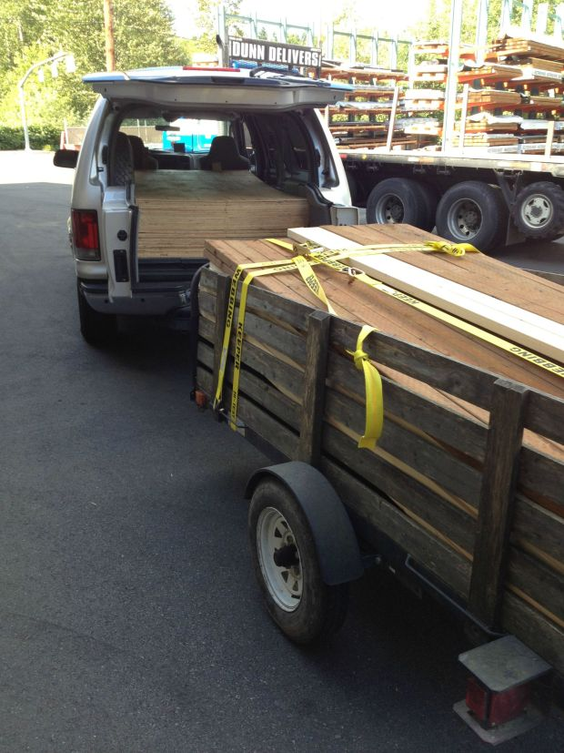 03 - It takes this much lumber to overbuild a Hobbit House