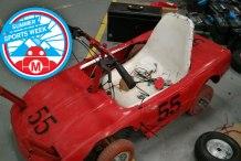 Casting Custom Rims For Power Racing Series Cars
