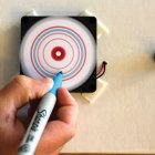 Mini Spin Art Machine