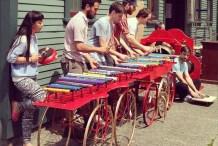Vancouver Maker George Rahi on Playing and Making Gamelan Bike Bike