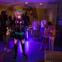 iLuminate: technology meets dancing