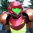 3D Printing A Samus Aran Costume From Metroid