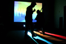 Step into Light and Sound in Interactive Synesthesia Experience