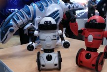 Our 3 Favorite Robots from the New York Toy Fair