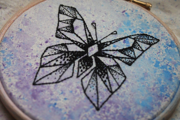 05_embroidered_geometric_butterfly_flickr_roundup