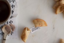 Get Lucky Making These Cinnamon Fortune Cookies