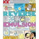 Howtoons: Make Butter with Reverse Emulsion