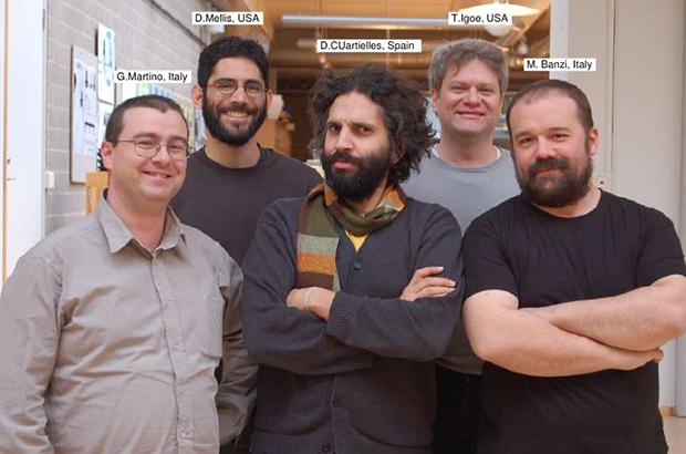 Arduino Founders