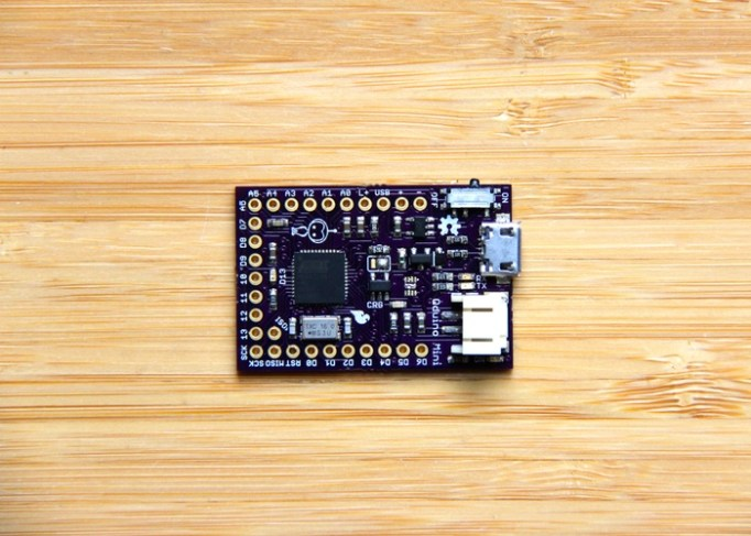 The Qduino Mini