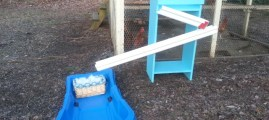 See What Happens When a 9 Year Old Hacks a Chicken Coop