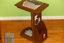 Attack On Titan Cardboard Table Is Cosplay for Your Couch