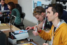 Meet Experiment Boy at Saint-Malo Mini Maker Faire