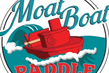 Moat Boat Paddle Battle Is Coming to World Maker Faire
