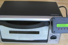 DIY Open Source Reflow Oven