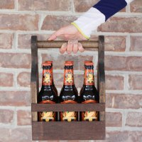 Brew Basics: Build a Wooden Beer Carrier