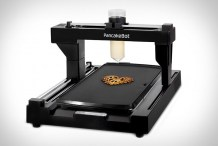 Custom Flapjacks are Finally Here: PancakeBot Comes to Kickstarter