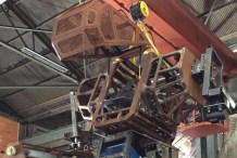 15-Foot-Tall Paint-Cannon Equipped MegaBots Come to Life