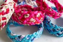 Camp Craft Upgrade: Liberty Braided Friendship Bracelets