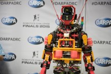 Watch 24 Robots Compete in Weekend DARPA Challenge