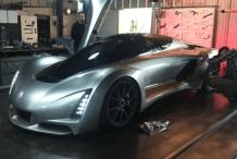 A 3D Printed Super Car the Top Gear Crowd Would Love